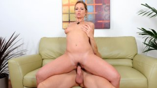 Busty Mature Seduces Her Co-Worker Thumbnail