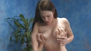Spruce babe with figure gets full joy of sex Thumbnail
