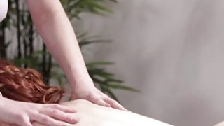 Lesbian Veronica moans while her pussy is massage by Veruca