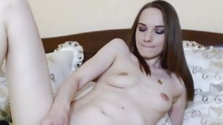 Solo Girl Enjoys Her Warm Pussy Thumbnail