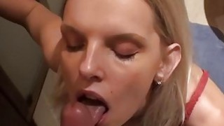 Sexy blondie tries anal sex at drunk party xxx Thumbnail