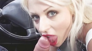StrandedTeens  Blonde gives some roadhead Thumbnail