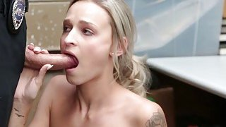 LP Officer fucks Emma Hix from behind Thumbnail