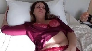Drunk blonde Milf strips and wants to be fucked now Thumbnail