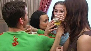 Drunk Russian orgy Thumbnail