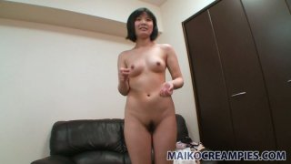 Dirty Japanese brunette Minori Nagakawa desires to get banged toughly Thumbnail